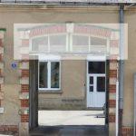 Imposte du porche-ancienne école des filles